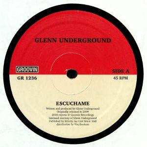 UNDERGROUND, Glenn - Escuchame
