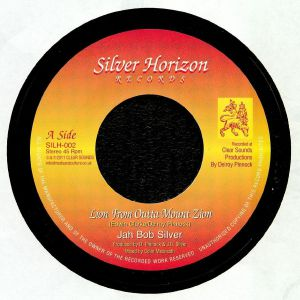 JAH BOB SILVER - Lion From Outta Mount Zion