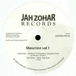 PAPA DEE/JAH ZOHAR/CYRENIUS BLACK - Showcase Vol 1