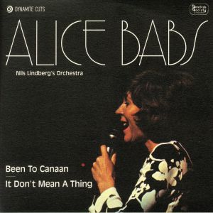 BABS, Alice - Been To Canaan