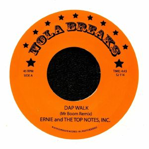 ERNIE & THE TOP NOTES INC/SKIP EASTERLING - Dap Walk