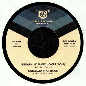 HARTMAN, Camellia/THE SOULFUL SAINTS - Breathin' Hard (Over You)
