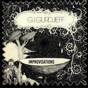 GURDJIEFF, GI - Improvisations (reissue)