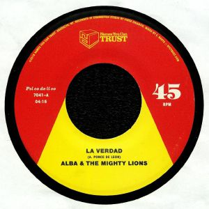 ALBA & THE MIGHTY LIONS - La Verdad