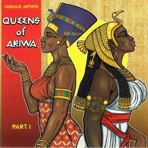 VARIOUS - Queens Of Ariwa: Part 1