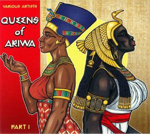 VARIOUS - Queens Of Ariwa Part 1