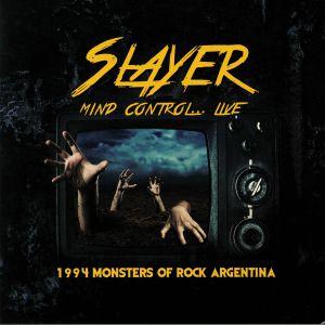 SLAYER - Mind Control: Live 1994 Monsters Of Rock Argentina