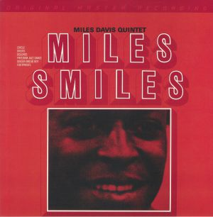 MILES DAVIS QUINTET - Miles Smiles (reissue)