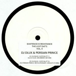 DJ DLUX/PERSIAN PRINCE - The Lost Dat's Vol 5