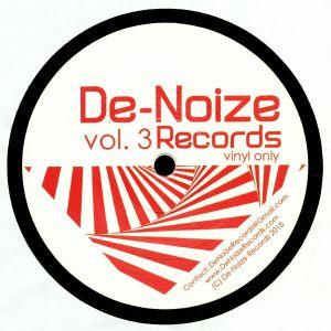 HULKKONEN, Jori/AUDIO KODE/MALPUNKT - De Noize Records Vol 3
