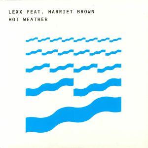 LEXX/OPEN SPACE feat HARRIET BROWN - Hot Weather