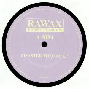 A SIM - Disaster Theory EP