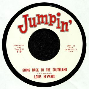 HEYWARD, Louis/THE HI TENSIONS - Going Back To The Southland