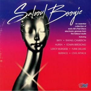 VARIOUS - Salsoul Boogie