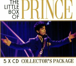 PRINCE/VARIOUS - The Little Box Of Prince