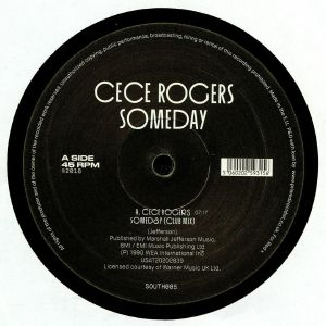 ROGERS, Cece - Someday
