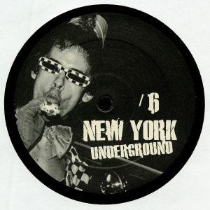 NY UNDERGROUND - New York Underground #6