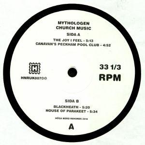 MYTHOLOGEN - Church Music