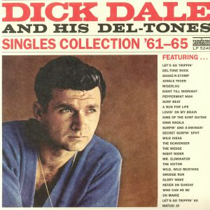 DALE, Dick & HIS DEL TONES - Singles Collection 61-65