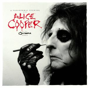 COOPER, Alice - A Paranormal Evening With Alice Cooper At The Olympia Paris