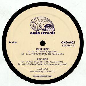 DJ GLC/GIM PRODUCTIONS - Colours EP Vol 1