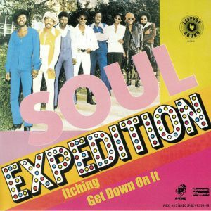 TERRELL, Freddie/THE SOUL EXPEDITION - Itching