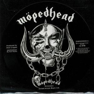 MOPEHEAD aka JOHNNY MOPED - Mopedhead