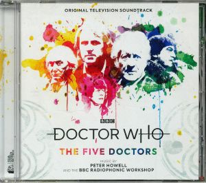 HOWELL, Peter/BBC RADIOPHONIC WORKSHOP - Doctor Who: The Five Doctors (Soundtrack)