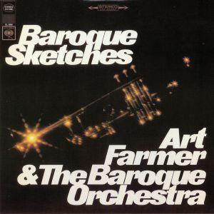 FARMER, Art/THE BAROQUE ORCHESTRA - Baroque Sketches