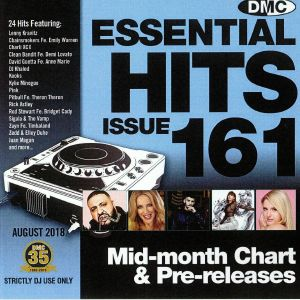 VARIOUS - DMC Essential Hits 161 (Strictly DJ only)