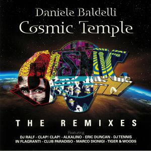 BALDELLI, Daniele - Cosmic Temple: The Remixes