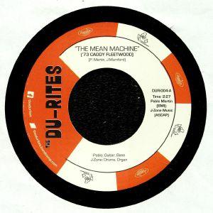 DU RITES - The Mean Machine