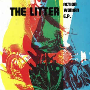 LITTER, The - Action Woman EP