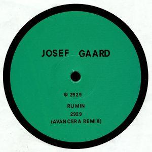 GAARD, Josef - 2929