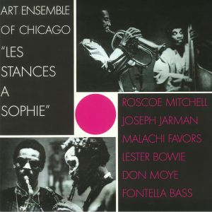 ART ENSEMBLE OF CHICAGO - Les Stances A Sophie (remastered)
