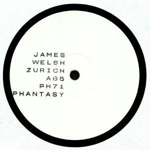 WELSH, James - Zurich