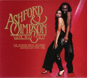 ASHFORD & SIMPSON - Love Will Fix It: The Warner Bros Records Anthology 1973-1981