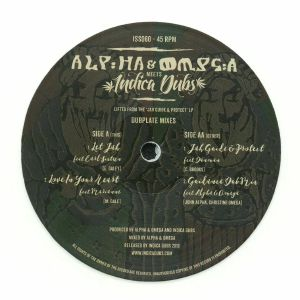 EARL SIXTEEN/MARIANNE/DANMAN/ALPHA & OMEGA - Alpha & Omega Meets Indica Dubs