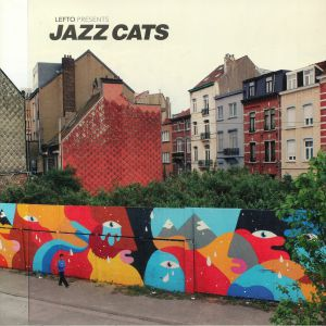 VARIOUS - Lefto Presents Jazz Cats