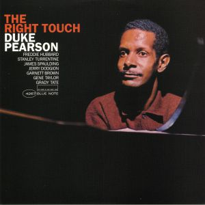 PEARSON, Duke - The Right Touch