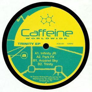 CAFFEINE WORLDWIDE - Trinity EP