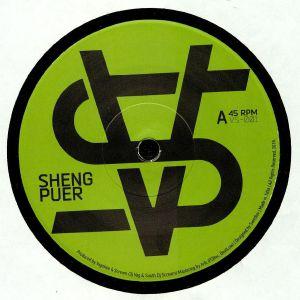 VAGSKEE & SCREAM aka DJ VAG/SOUTH DJ SCREAM - Sheng Puer