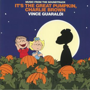 GUARALDI, Vince - It's The Great Pumpkin Charlie Brown (Soundtrack)