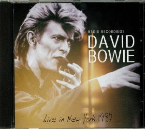 BOWIE, David - Live In New York 1987