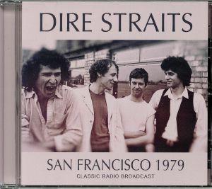 DIRE STRAITS - San Francisco 1979 Classic Radio Broadcast