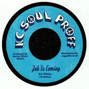 KC WHITE - Jah Is Coming