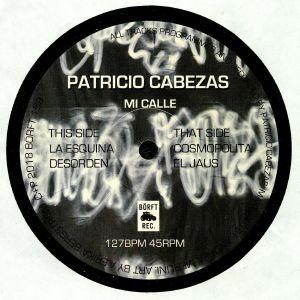 CABEZAS, Patricio - Mi Calle