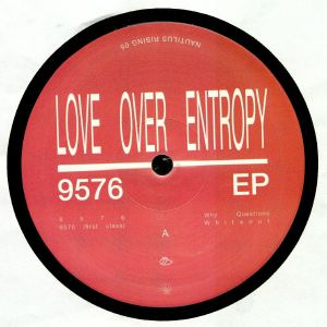 LOVE OVER ENTROPY - 9576 EP