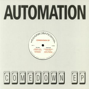 AUTOMATION - Comedown EP