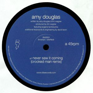 DOUGLAS, Amy - Never Saw It Coming